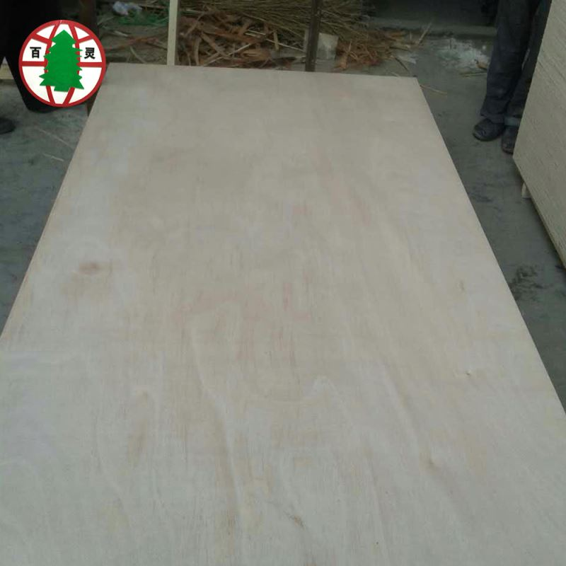 18mm 12mm Commercial Marine Okoume Plywood