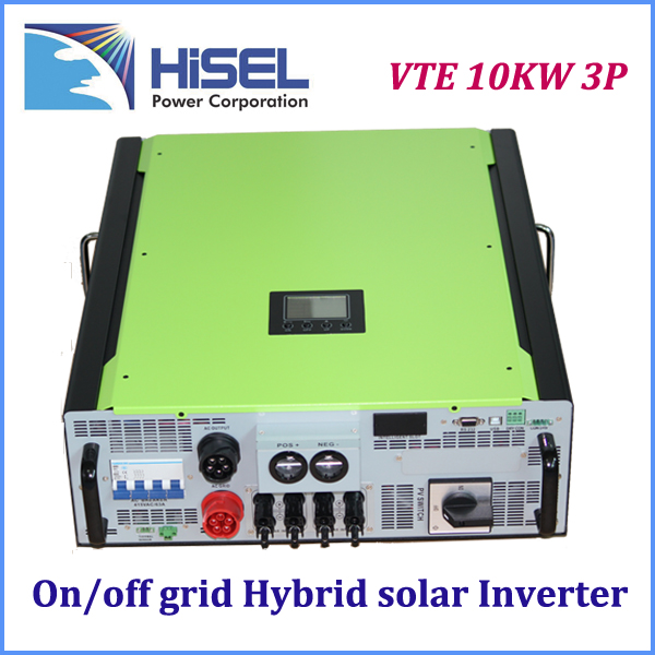 on sale!!infinisolar on grid inverter with energy storage10kw with 2 MPPT solar charge controller 3-phase