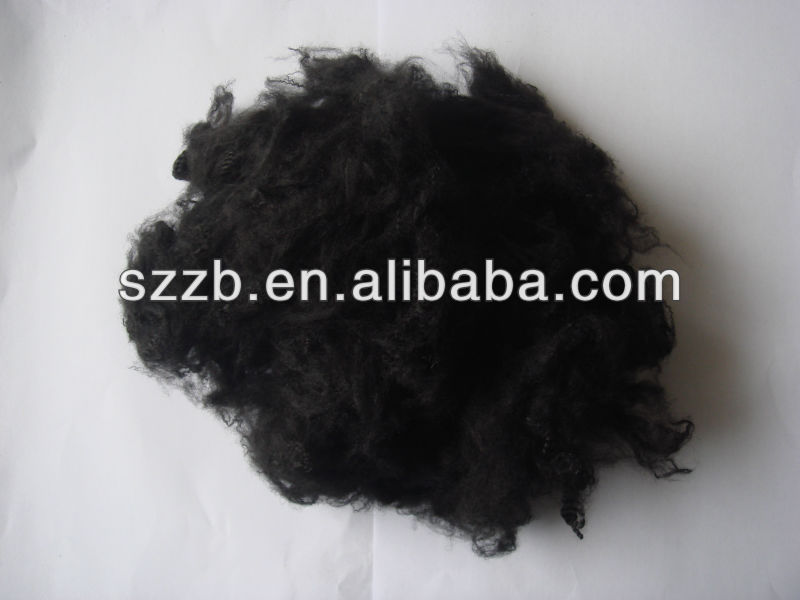 polyester staple fiber for felt/mat