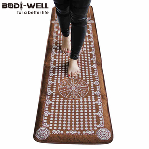 Health Care Blood Circulation Acupuncture Foot Massager Foot Massage Walking Mat Walking Pad