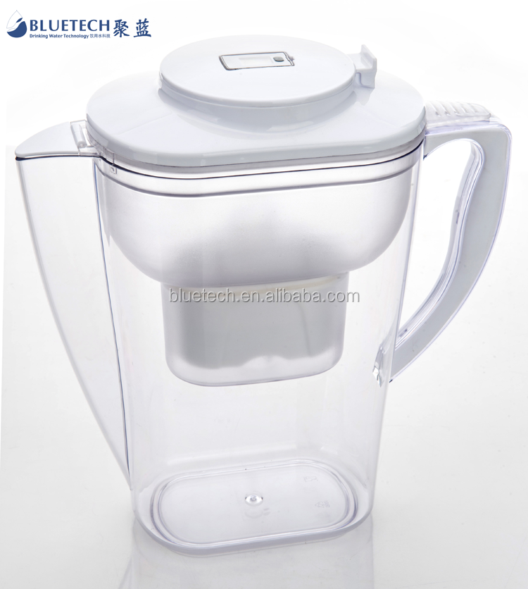 BPA Free NEW Brand 2.5L Everyday Water Pitcher with 1 Filter Fast Ship
