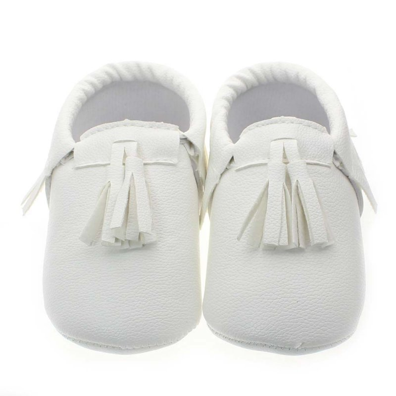Baby Boy Shoes New PU Leather Baby Moccasins Shoes Boys Girls Toddler Soft Sole Infant Kids