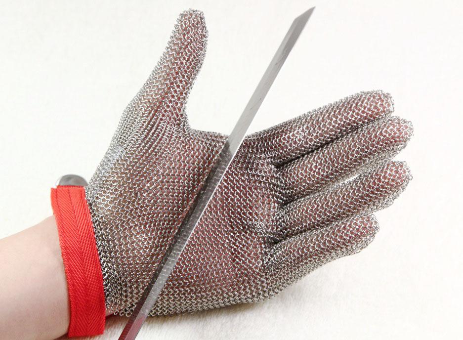Купить в интернет магазине кольчужную перчатку — photo 10