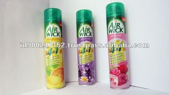 airwick room freshener how to use