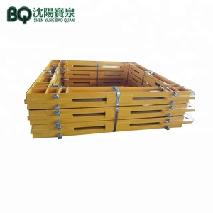 anchoring collar frame