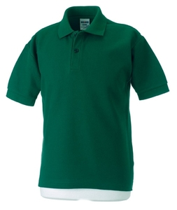 Custom Men's Polo T Shirts Work Uniform