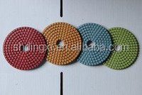 Latest new design Wet Diamond Polishing Pads for Extremely Long Life abrasive for stone for metal