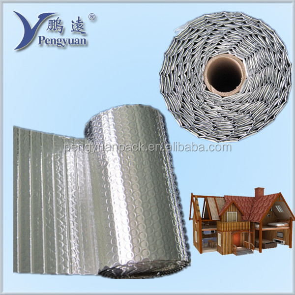 Heat resistant material thermal insulation roof materials for Fire resistant insulation material
