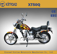 KINROAD XT50Q King E2 eec motorcycle(50cc motorcycle/chopper)