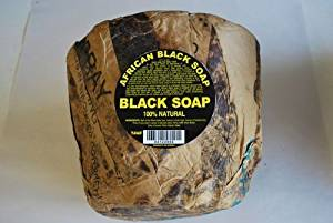 African Black Soap From Ghana 5 Lbs