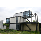 expandable 3 story container house shipping container house