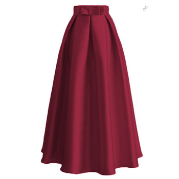 2019 Hot Sale Cheap Fashion Umbrella Skirt  Long Skirts for Young Lady