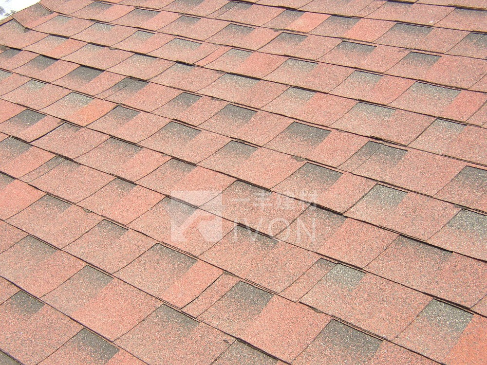 IVON Cheap asphalt shingles roofing tiles/ building materials for construction