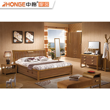 6a006 Solid Teak Wood Cheap Bedroom Furniture Set - Buy ...