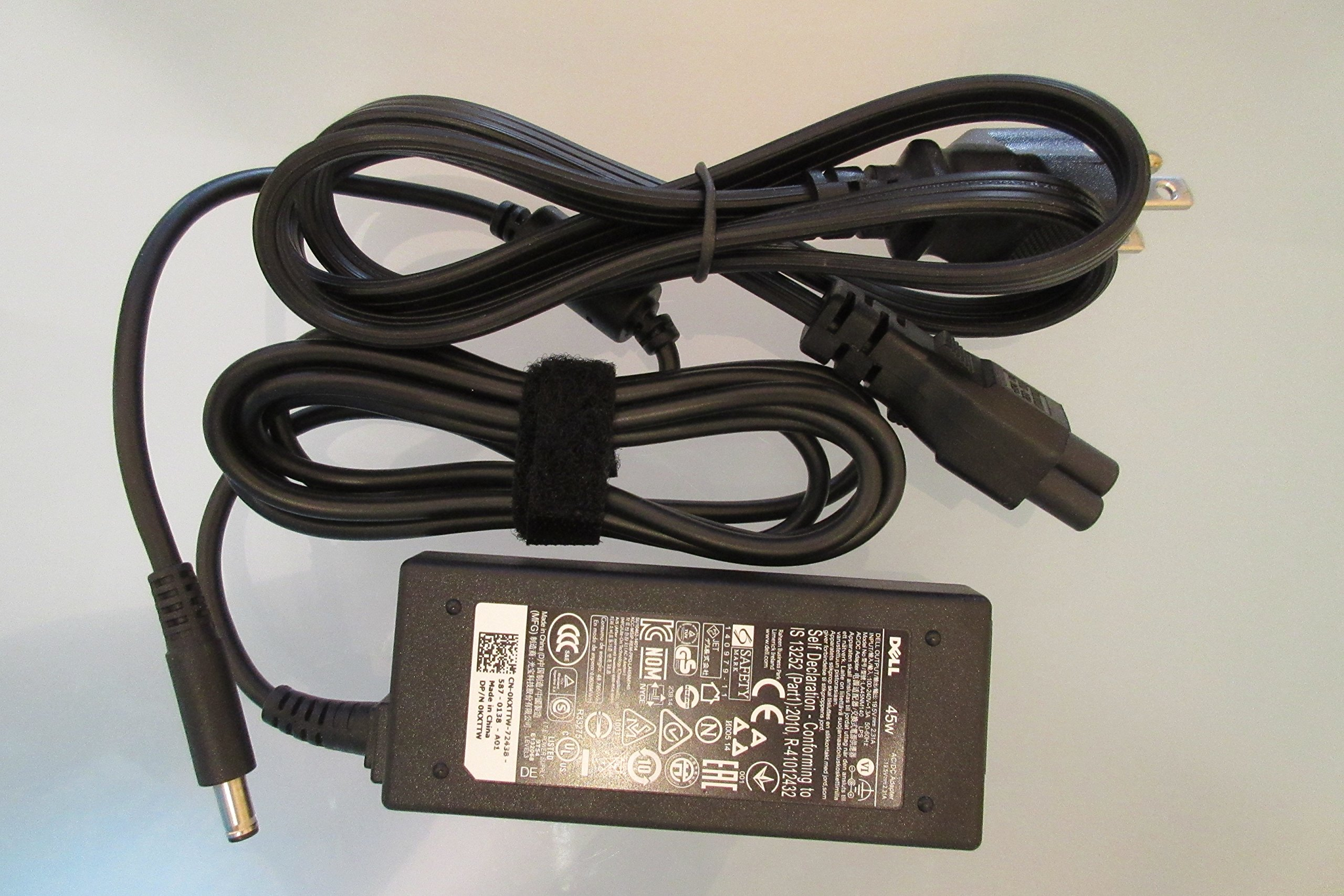 45W 19.5V 2.37A AC Power Adapter Charger for DELL Inspiron 15 Series 5551 5552 5555 new genuine []