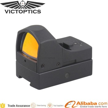 OEM 1x22 Auto Light Sense Micro Red Dot Sight 11mm Dovetail Mount