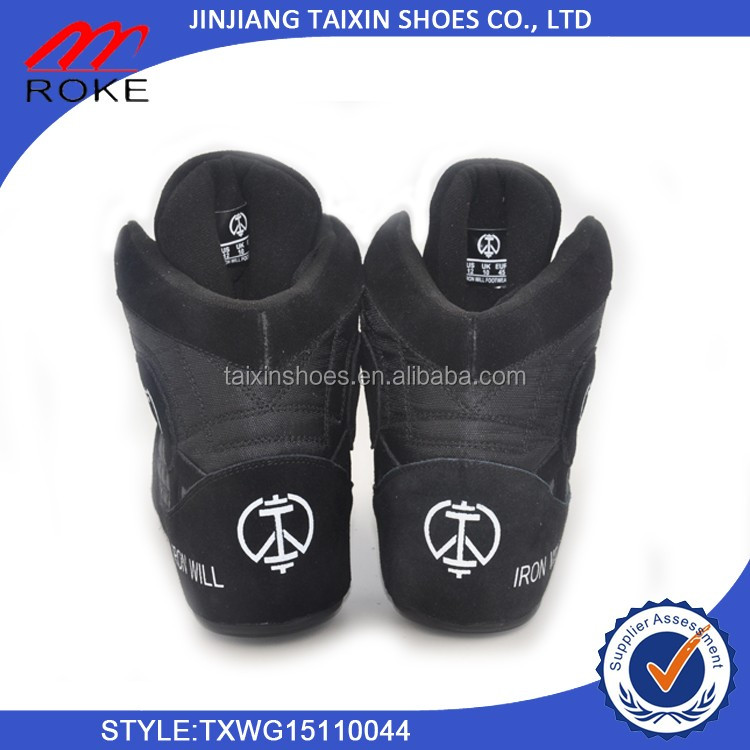 new disgn suede boxing shoes cheap customized wrestling shoes cheap price with high quality sports shoes Chinese wrestling men