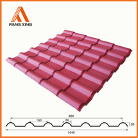 Asa Spanish Pvc Synthetic Resin Roof Tile - Buy Synthetic Resin ...