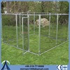 Chain Link or galvanized comfortable dog house dog cage pet house