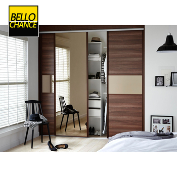China Clothes Closet For Sale Wardrobe Sliding Cabinet With Mirror   Buy  Wardrobe Sliding Cabinet With Mirror,Wardrobe Closet With Mirror,Clothes ...