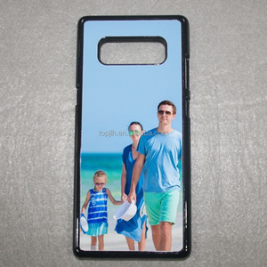 Custom logo blank phone cover sublimation soft rubber phone case for SamsungS8