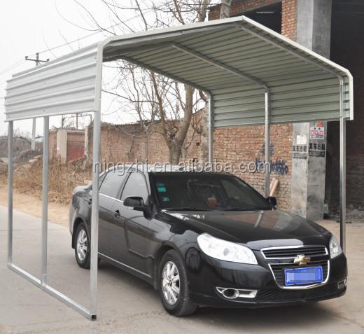 Canvas Carport Canopy/portable Carport China Supplier