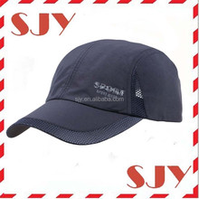 Adjustable Quick Dry Summer Waterproof Custom Running Hat