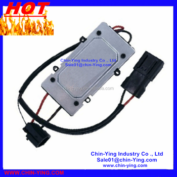 1137328081 Coolant Fan Radiator Cooling Fan Relay Modules Controller For  Volvo S80 S60 V70 - Buy 1137328081,Cooling Fan Control Module,Coolant Fan