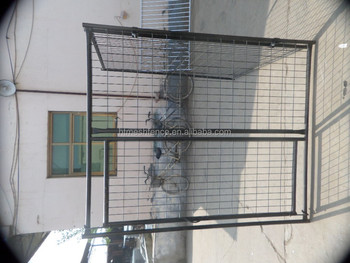 dog cageswelded wire dog kennel and runsmetal large dog kennels anti