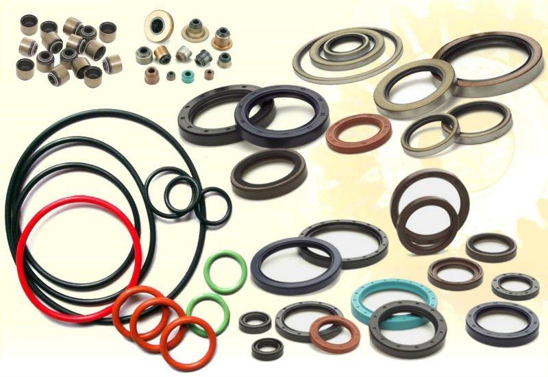 Oil Seal / Valve Stem Seal / O-ring For European & Japanese Series ...