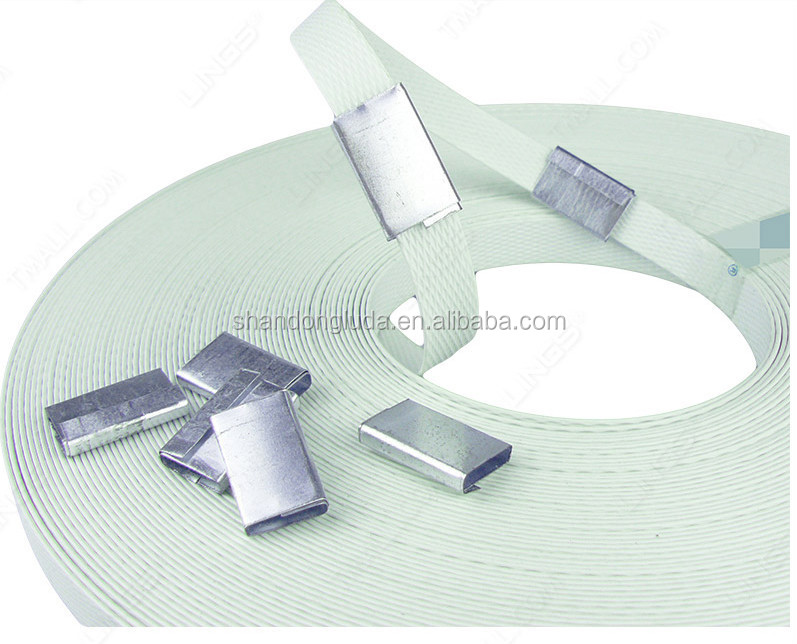 Packing Strap or Packing Belt High Tensile high visibility Strength Green PET Strapping