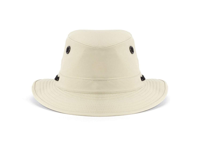 c37673ebecb7c Get Quotations · Tilley LT5B Lightweight Nylon Hat Stone 73 8