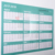 "Large Erasable Wall Calendar Planner 24""x 36"""