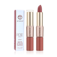 O.TWO.O Indonesia Best Sale Good Quality Cosmetics Makeups Lipstick Llipgloss