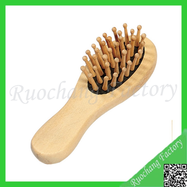 Wholesale Wooden Scrub loofah brush/Body Bath Brushes, Sponges & Scrubbers