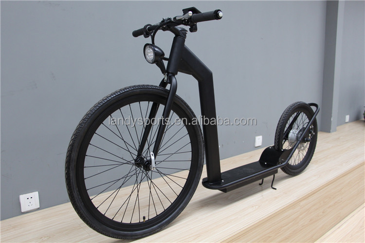 Electric Kickbike Dog Scooter Foot Scooter Kick Bike For