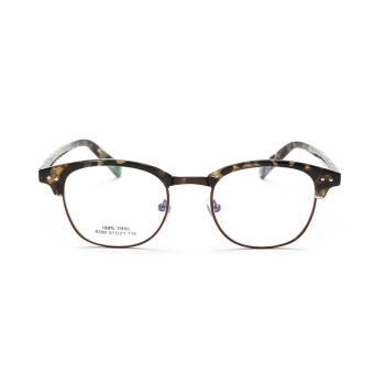 15492b8ca9e Ciyuan Oem New Design Eyeglasses Half Rim Optical Frame - Buy ...