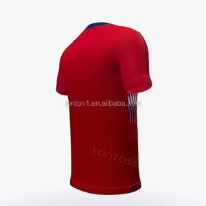 76612b153 Red White Soccer Jersey Wholesale