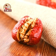 Red Dates with Walnut Sweet Chinese Snack Nut Snack