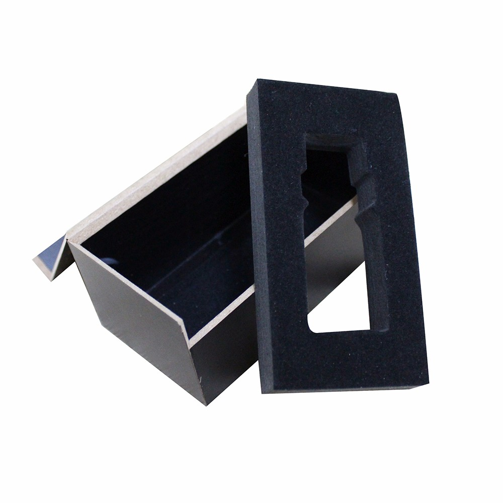 New desgin customize cardboard rigidity perfume storage box