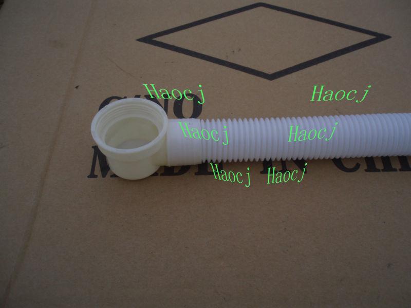 Bathtub Drain Cleaning Flexible Pipe Bathroom Flexible