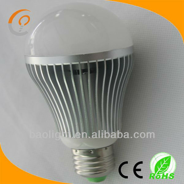 Popular 7watt Samsung 5630 Led E Type Light Bulb