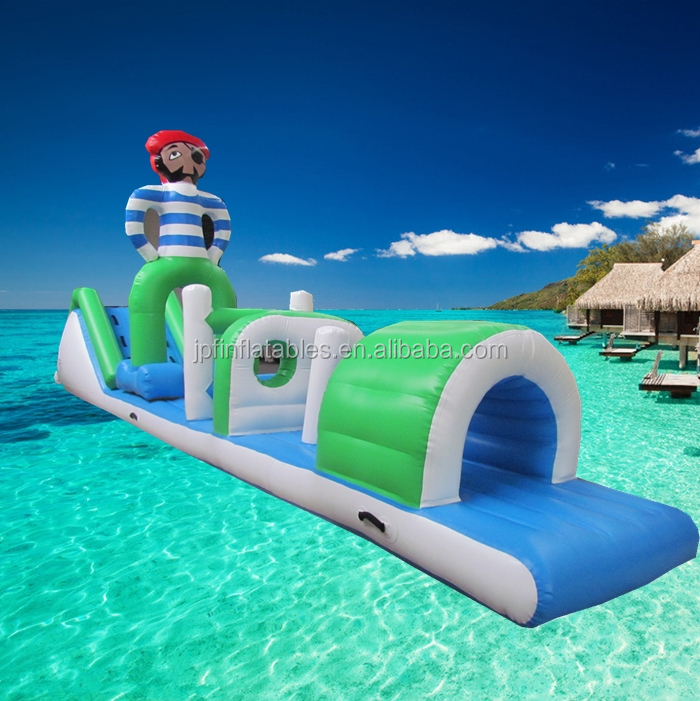 2019 water park equipment inflatable lake toys for pool