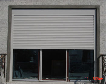 Aluminum Electric Manual Roller Shutter Window Buy