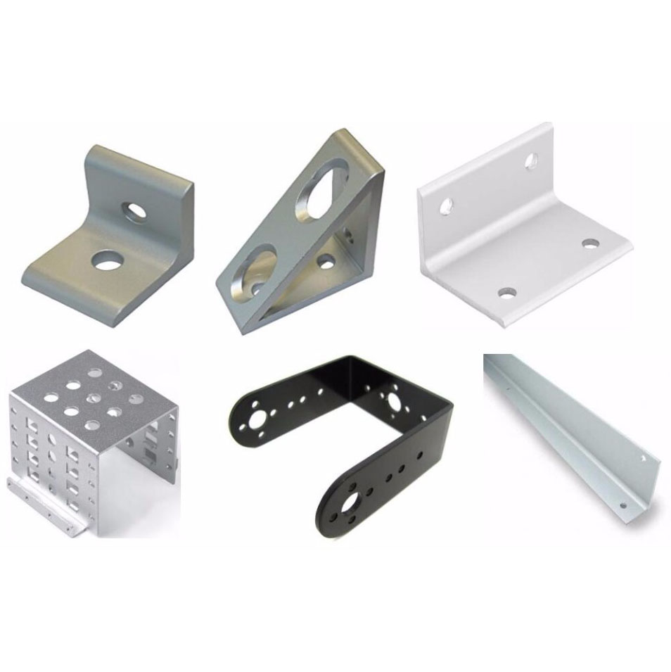 Best recommend extruded corner joint aluminum profile