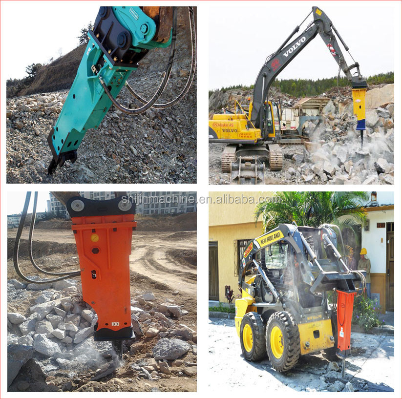 Construction machinery spare parts,hydraulic breaker