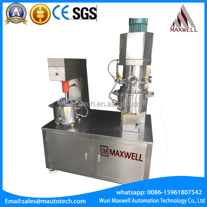 Planetary Mixer 20L for high viscosity material