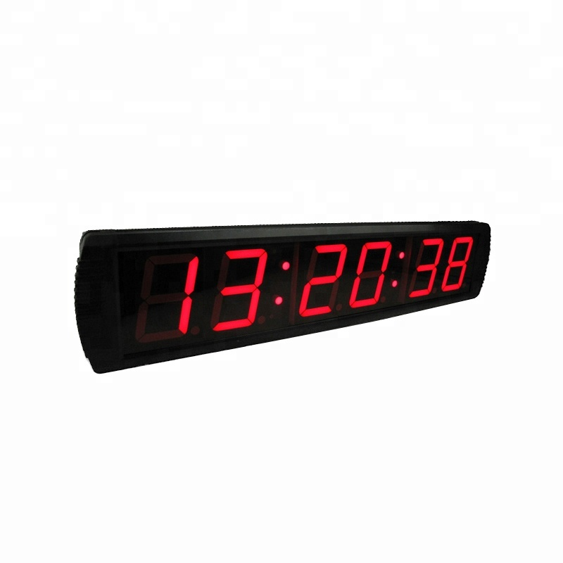 Home & Garden Clocks Delicious Lcd Digital Alarm Clocks With Snooze Time Table Alarm Clock With Temperature Calendar Backlight Electronic Desktop Clock Lovely Luster
