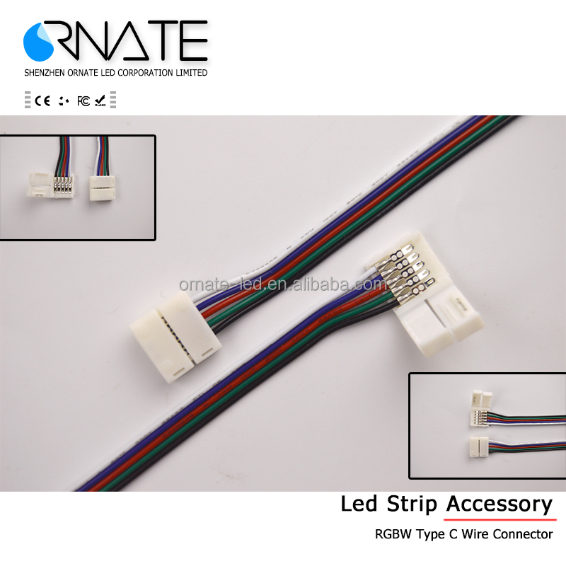 4 Pin Rgb Led Strips Connect Cable, 4 Pin Rgb Led Strips Connect ...