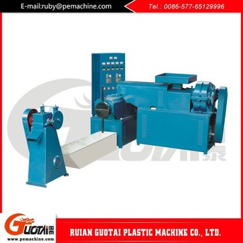 2015 New Style Plastic Recycling Machines Manufacture